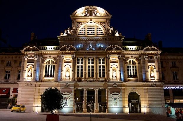 Angers ~ Loire Valley ~ France ~ Le Grand Théâtre d'Angers