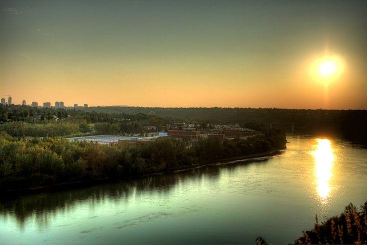 North Saskatchewan River