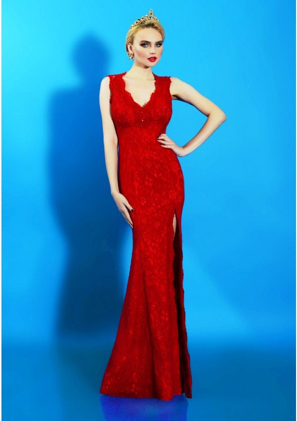 New Evening Dress - I'm in heaven by BIEN SAVVY