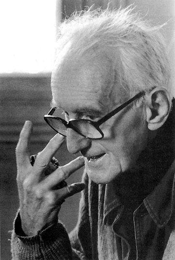 Jozef Czapski, Maison-Laffitte, ottobre 1984