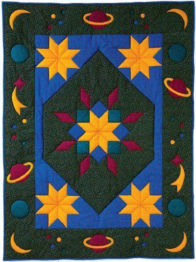 Star Ways Quilt Pattern