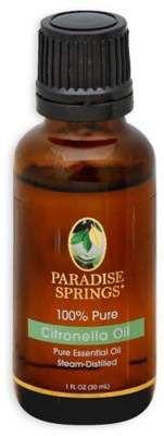 Paradise Springs Paradise Spring 1 oz. Citronella Oil