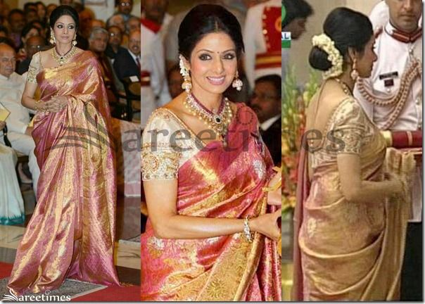Mother of Bride Sarees