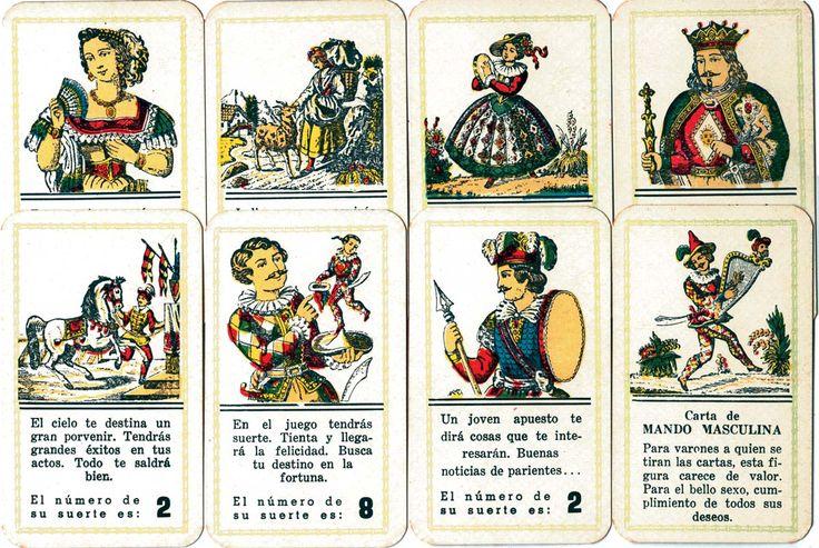 Cartas Gitanas - The World of Playing Cards