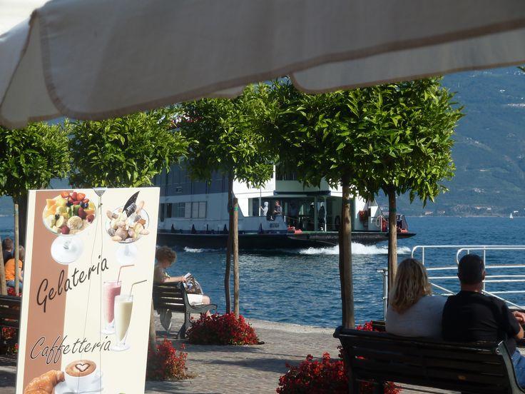 Sunday to Gargnano #iloveicecream and #ilovesostaga