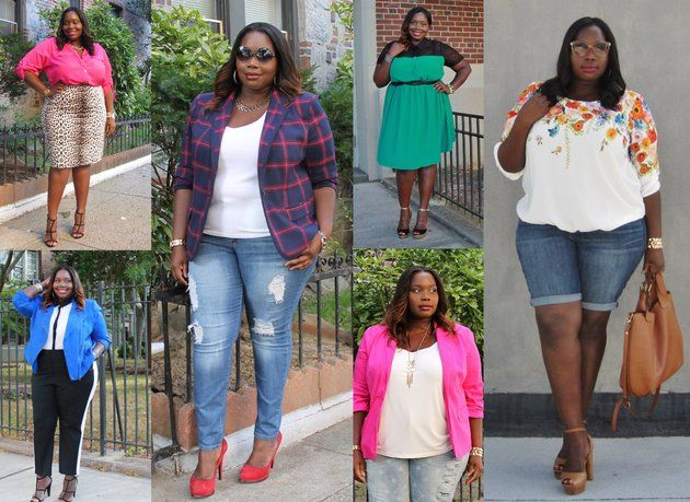 Pictures : Great Fashion Blogs for Plus Size Women - Stylish Curves Plus Size Fashion Blog