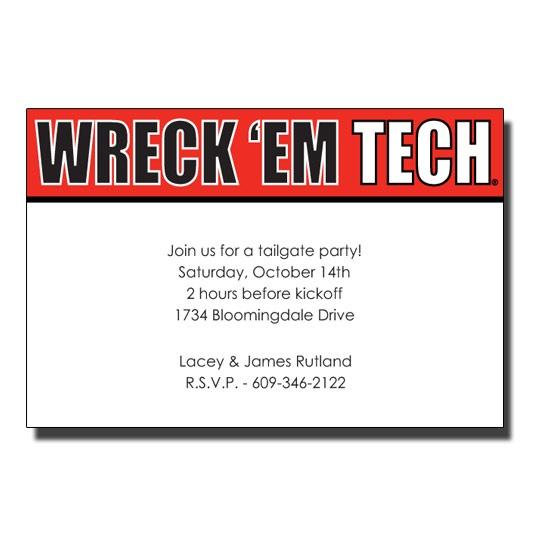 Wreck 'em Tech!