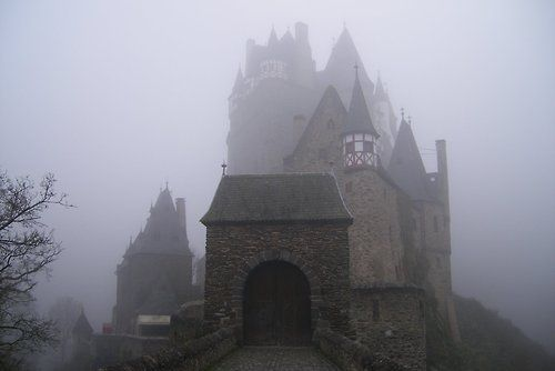 Dark Shadows, Castle Burg Eltz, Germany