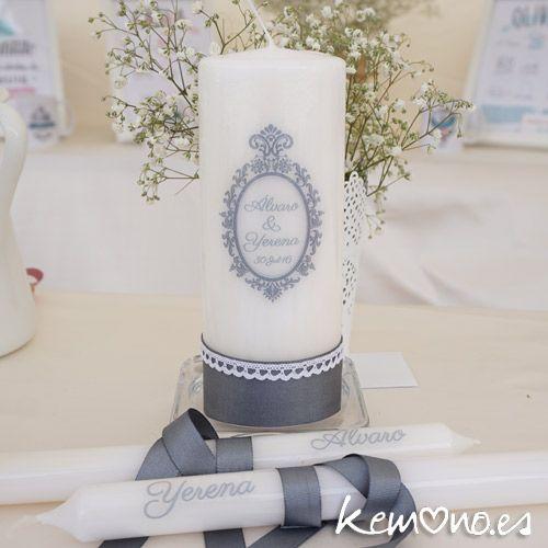 ceremonia de union, ceremonia de la luz, velas novios