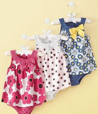 Baby Girls Clothing Summer