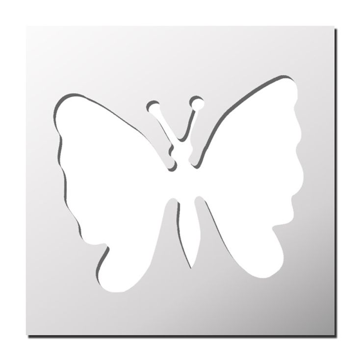 Les 25 meilleures id es de la cat gorie pochoir papillon - Pochoir cuisine a imprimer ...