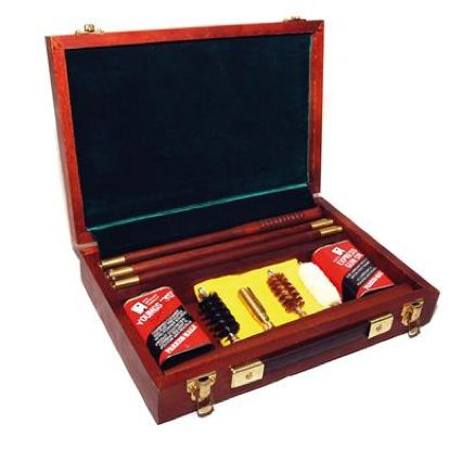 Get your gun cleaning kit from Fur Feather & Fin to help with gun maintenance this shooting season