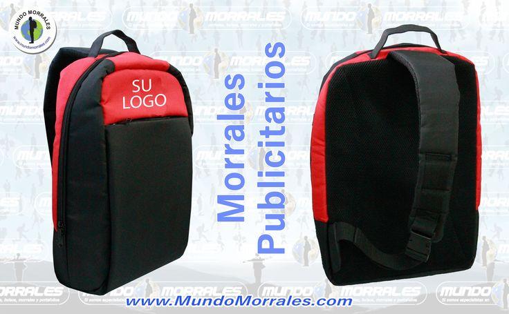 Morrales Publicitarios / Advertising Backpacks