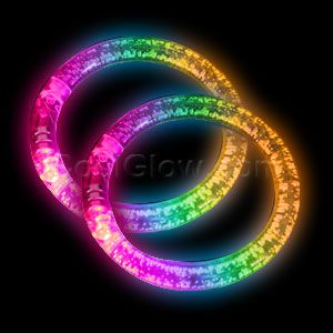 Share CoolGlow with you Friends and Receive 5% on your order.  LED Helix Bracelet - Glow Sticks, Glow Necklaces, Glow Bracelets, Wholesale Cheap Glow Sticks #http://pinterest.com/coolglow/