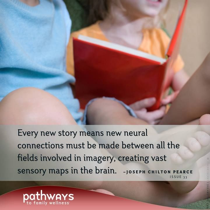 """On Language Development, Imagination is More Important than Knowledge"" by Joseph Chilton Pearce from Pathways to Family Wellness issue # 33"