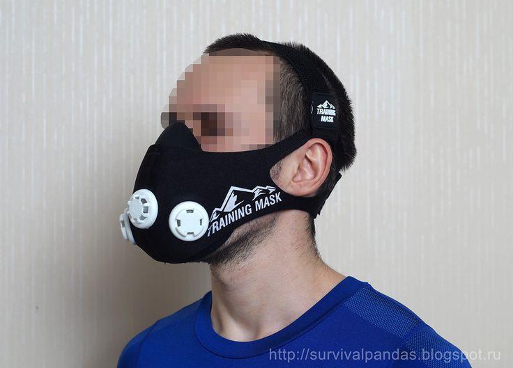 Обзор тренировочной маски Elevation Training Mask  Elevation Training Mask review  #survivalpanda #survival #outdoor #trainingmask #mask #sport  #review #gear