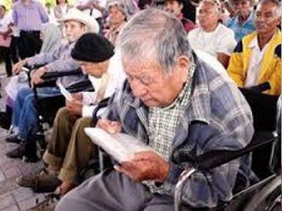 Iniciarán pagos del Programa Pensión para Adultos Mayores