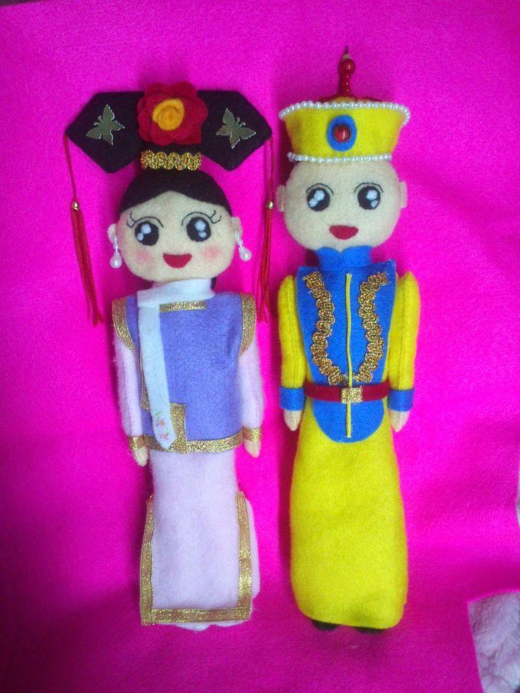 Couple Qing Dinasty