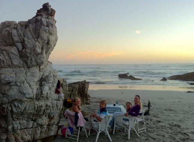 Hermanus Beach Picnic