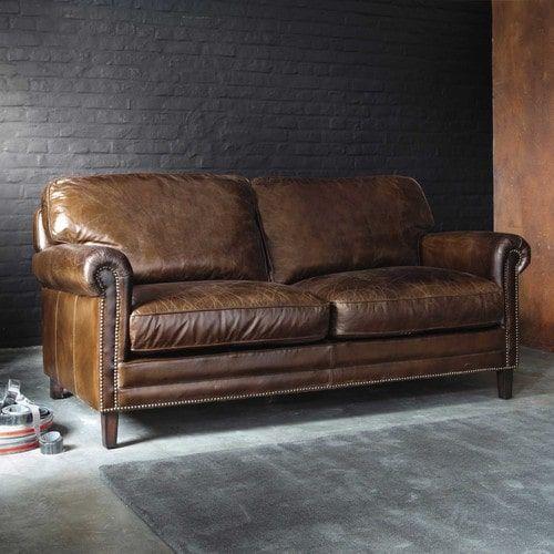 le 25 migliori idee su divano marrone scuro su pinterest ... - Grande Angolo Di Cuoio Divano Marrone Colore