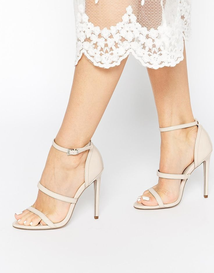 HUSTLE Heeled Sandals - Jacquard Asos bRp5pk0o