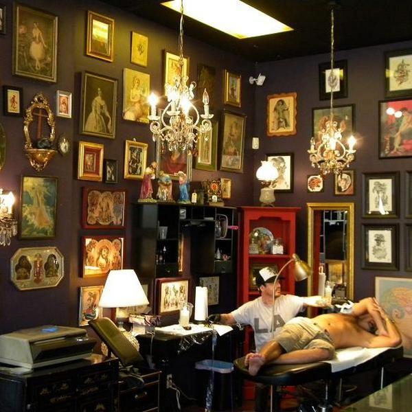 Tattoo Studios In Meiner Nähe