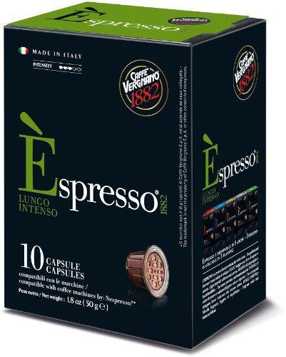 Caffe Vergnano Èspresso Lungo 3 packs x 10 Capsules - http://hotcoffeepods.com/caffe-vergnano-espresso-lungo-3-packs-x-10-capsules/
