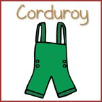 Free early learning printables for the book Corduroy by Don Freeman. Focusing on skills for preschool to kindergarten. Created by Homeschool Creations.