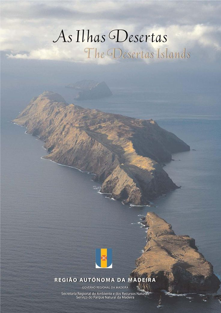 Ilhas Desertas  UIm Livro sobre as Ilhas Desertas