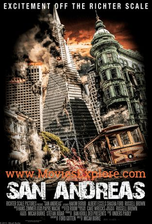 San Andreas Movie Trailer and Reviews