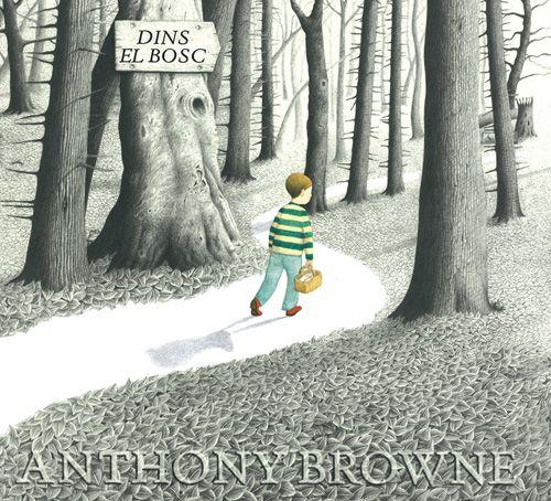 El conte de la Caputxeta reinventat; el nen d'aquest intrigant relat s'endinsa en un bosc on trobarà diversos camins i també perills... .
