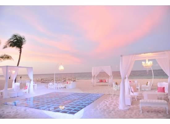 25 best Finest Playa Mujeres Beach Wedding images on Pinterest ...
