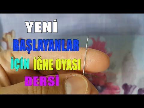iğne oyası dersleri ( 1 ) Yeni başlayanlar için iğne oyasi zurafaa yapimi (DIY ) - YouTube