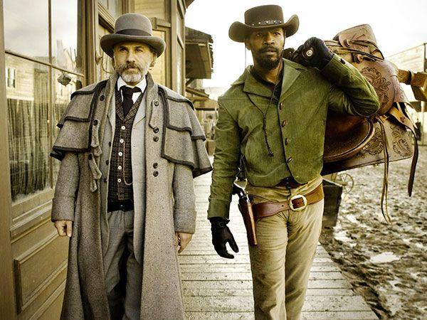 Le citazioni tratte da Django Unchained, film del 2012 scritto e diretto da Quentin Tarantino, con protagonisti Jamie Foxx, Leonardo DiCaprio...http://www.oggialcinema.net/django-unchained-frasi-celebri/