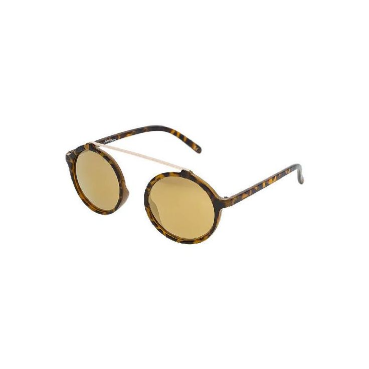 Sonnenbrille - yellow tort by Jeepers Peepers