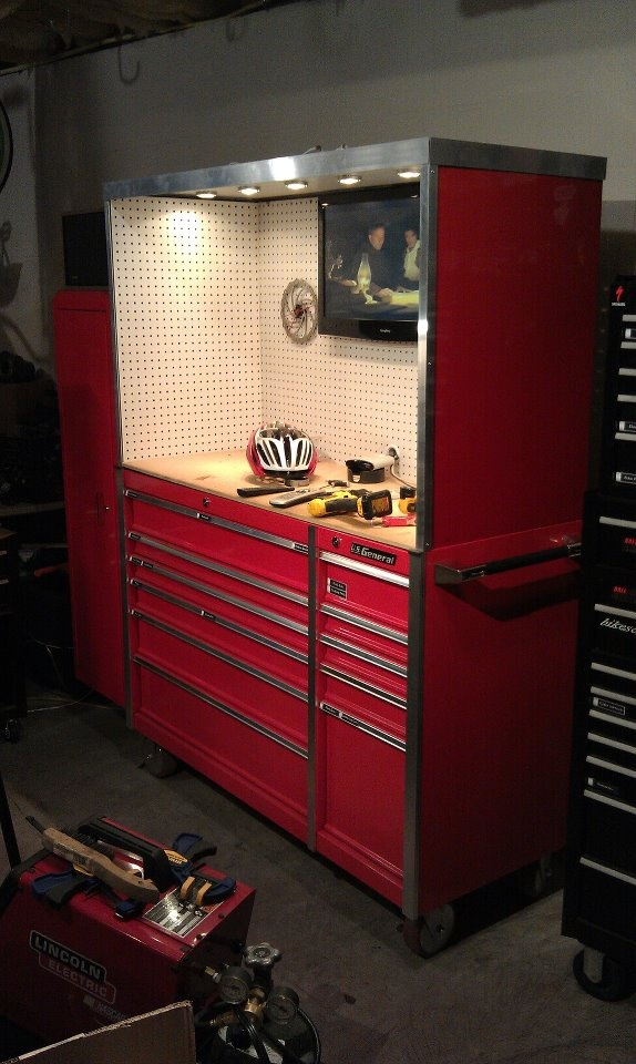 57 Best Tool Boxes Workstations Images On Pinterest