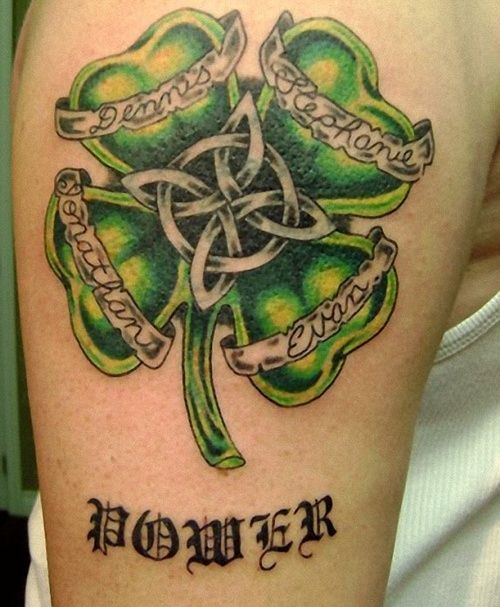 17 best images about tattoos on pinterest cross tattoos for Irish canadian tattoos