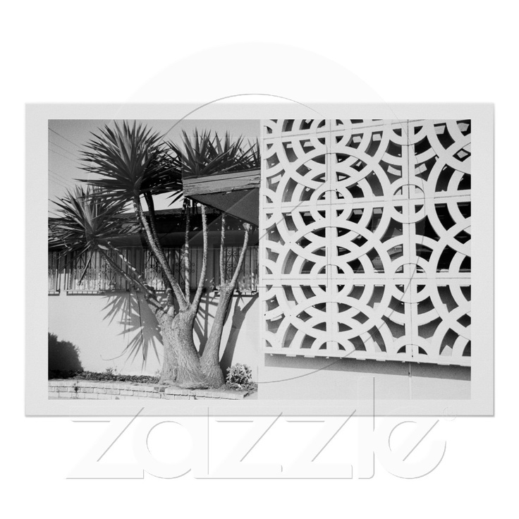 Mid Century Modern Exterior Design: 147 Best Images About Retro Concrete Wall & Screen Designs