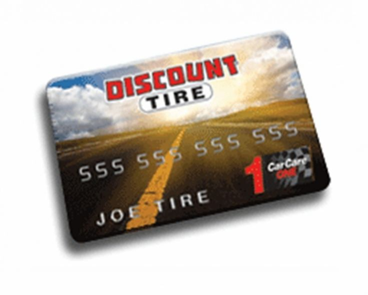 Apply For Discount Tire Credit Card