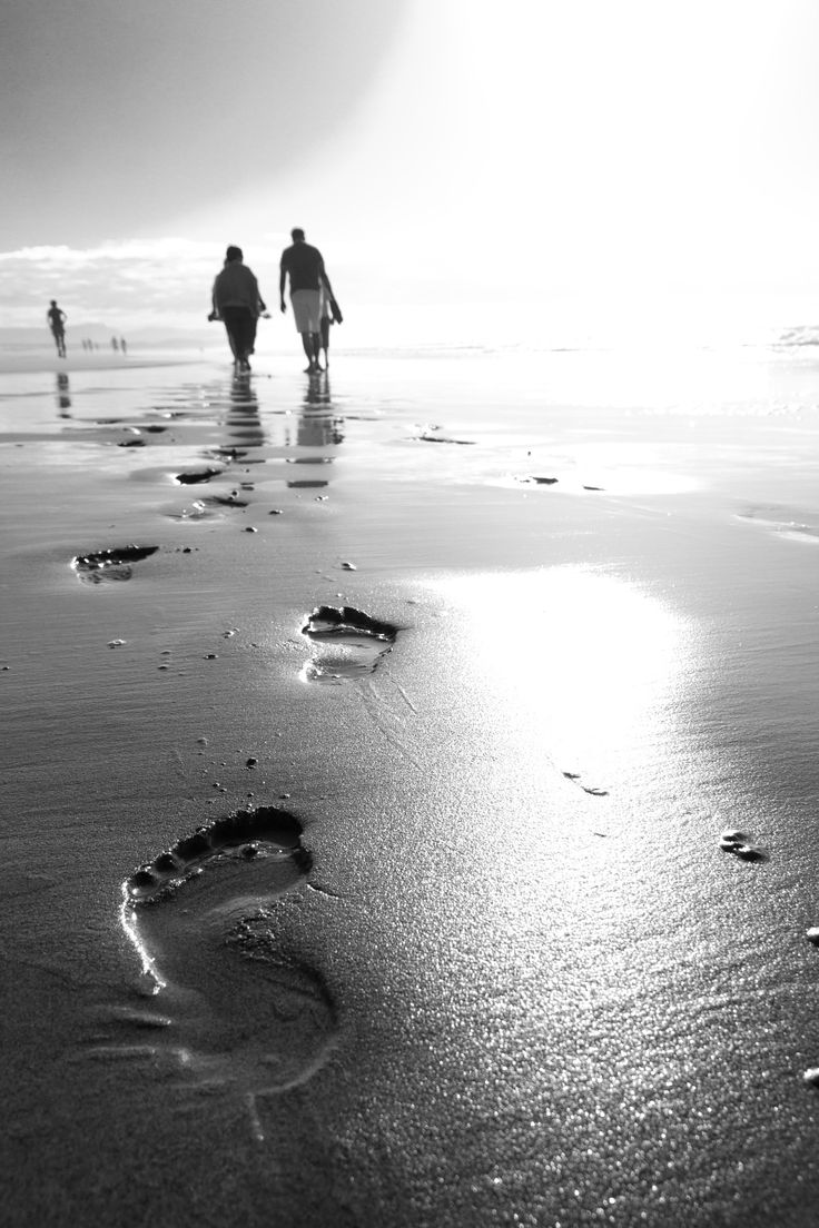Foot prints by Arie Claassens on 500px