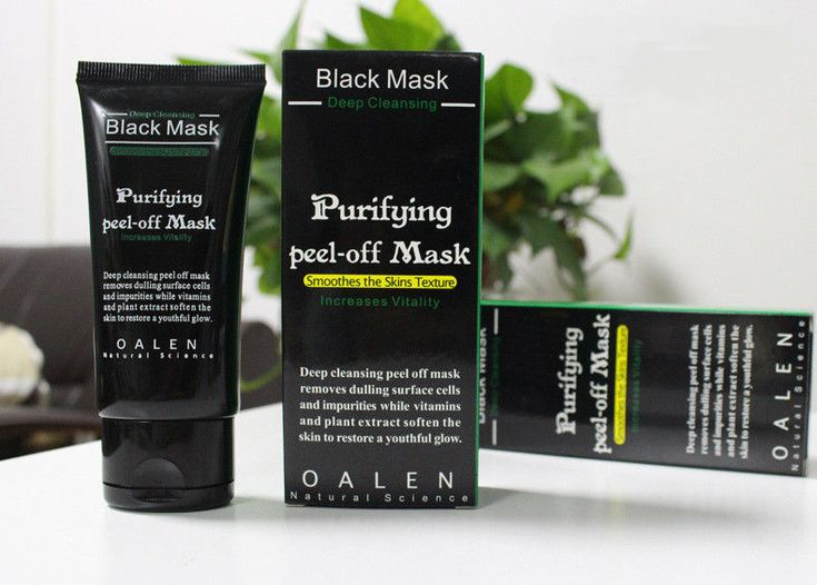 Deep Cleansing Purifying Black Peel off Charcoal Mask Facial Blackhead Remover | Health & Beauty, Skin Care, Masks & Peels | eBay!