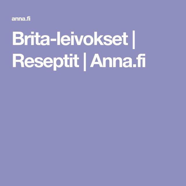 Brita-leivokset | Reseptit | Anna.fi