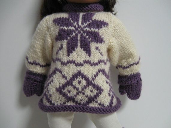 American Girl Doll Clothes FallSweaters-The by 123MULBERRYSTREET