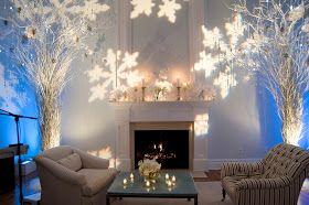 .: Winter Wonderland Birthday Party
