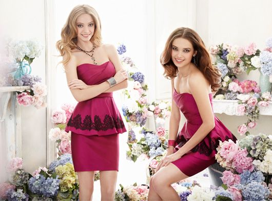 Bridesmaids and Special Occasion Dresses by Jim Hjelm Occasions - Fall 2012 Collection - JLM Couture