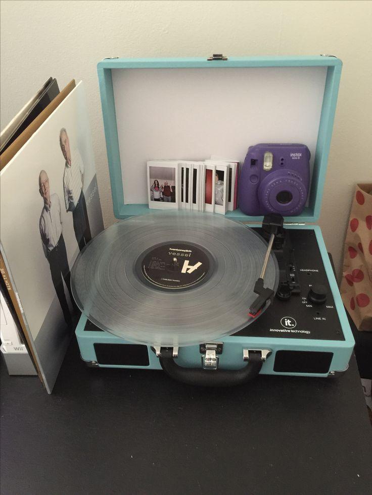 Pinterest Isobelrosec Room Twenty One Pilots Vinyl