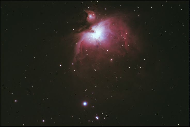 orion nebula dslr-#12