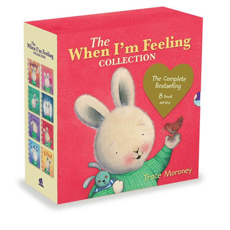 The When I'm Feeling Collection - Pack of 8 Books | Kmart
