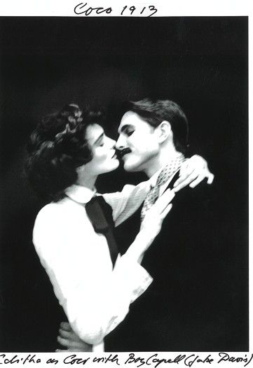 Coco Chanel & Arthur Capel