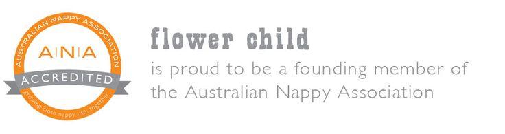 ANA - Flower Child, Eco Baby Boutique Sydney.